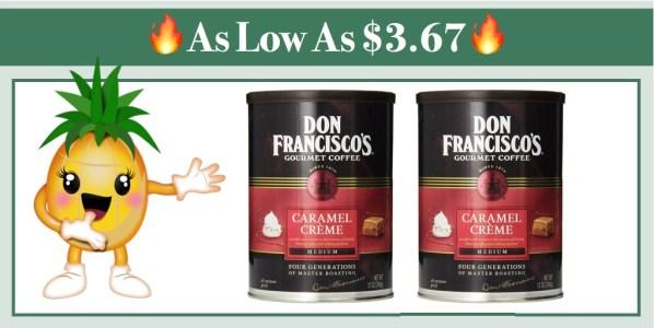 Don Francisco's Caramel Crème Ground 12 oz.
