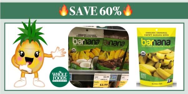 Barnana Organic Healthy Snacks