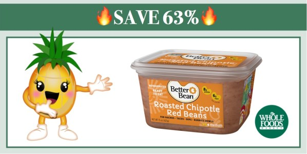 Better Bean Prepared Beans Coupon