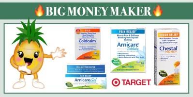 Boiron Homeopathic Medicine Coupon Deal