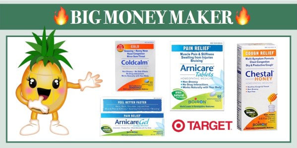 Boiron Homeopathic Medicine Coupon Deal
