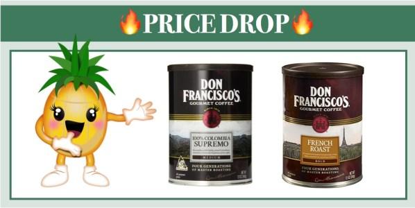 Don Francisco's 100% Colombia Supremo Coffee