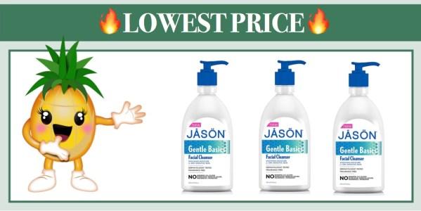Jason Gentle Basics Facial Cleanser