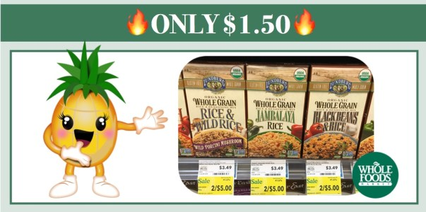 Lundberg Organic Whole Grain Rice