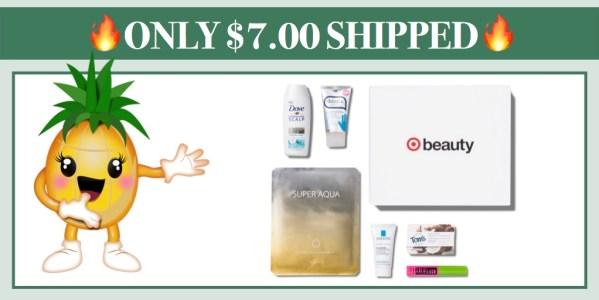 Target November Beauty Box