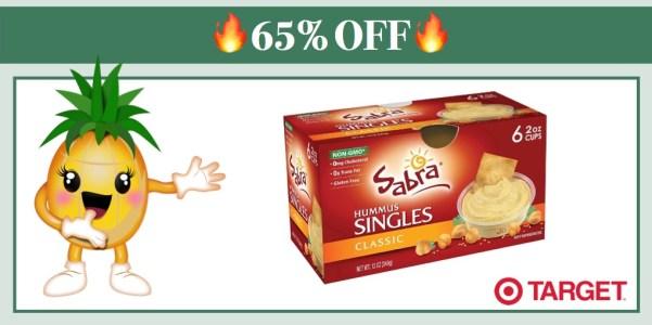 Sabra Hummus To Go Coupon Deal