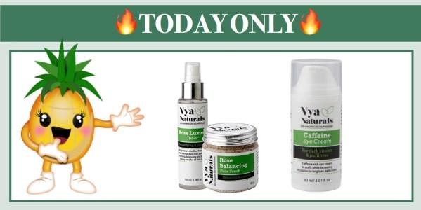 Vya Naturals Beauty Products