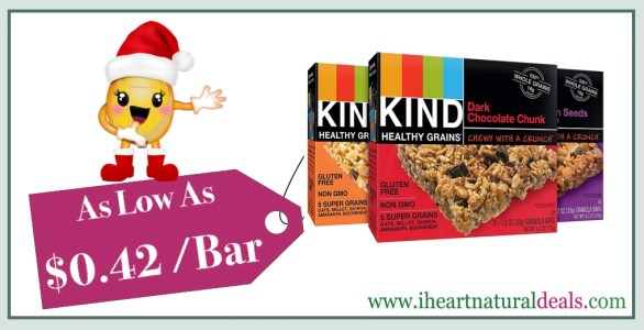 Kind Healthy Grains Granola Bar