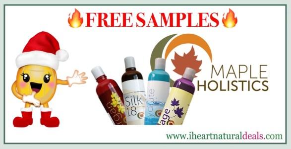 Maple Holistics Samples