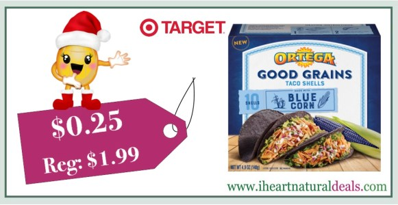 Ortega Good Grains Blue Corn Taco Shells Coupon Dea