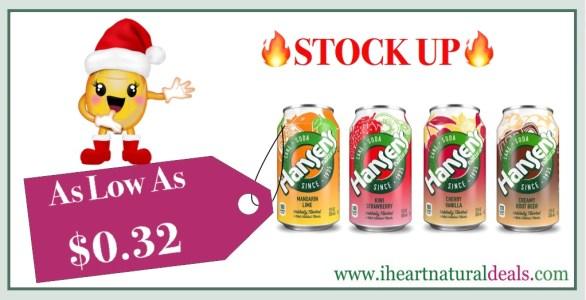 Hansen's Cane Soda Variety Pack