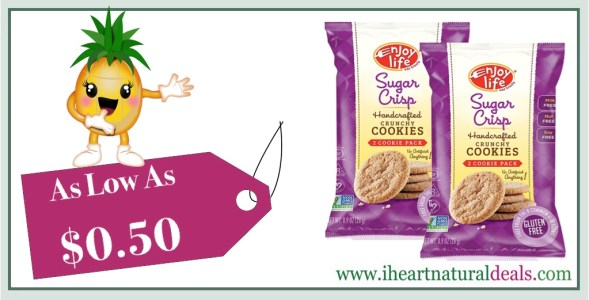 Enjoy Life Crunchy Cookie Snack Pack