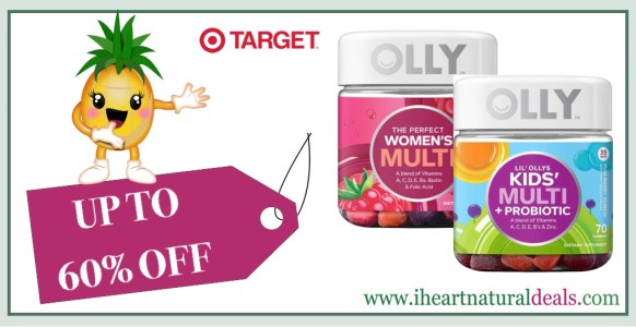 Olly Vitamins and Supplements