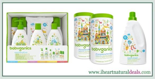 Babyganics Products