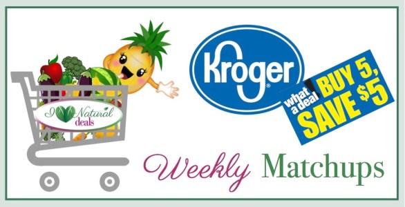 Kroger Buy 5 Save 5 Weekly Matchups