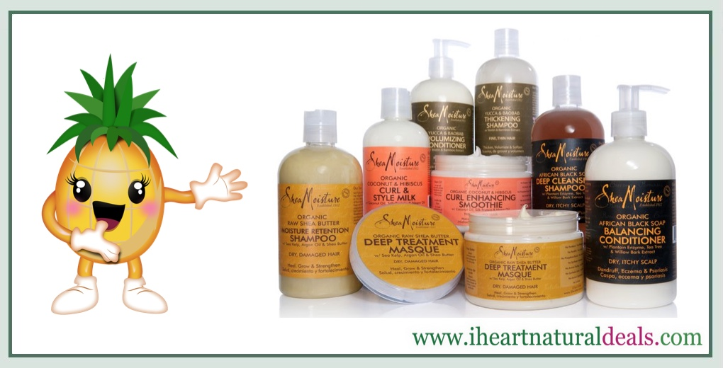 graphic about Shea Moisture Printable Coupon titled Print Currently! Preserve $6 with Clean SheaMoisture Discount codes + CVS Offer!