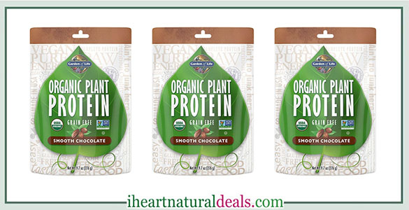 Garden Of Life Organic Protein Powder U2013 As Low As $10.61 (Was: $21)