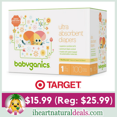 photograph about Organic Printable Coupons identified as Exceptional Babyganics Printable Coupon + Double Stack at Focus!!