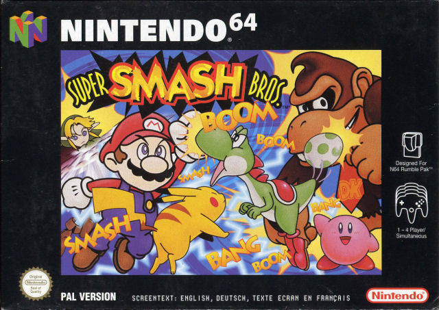 [Coming of Age] Super Smash Bros.