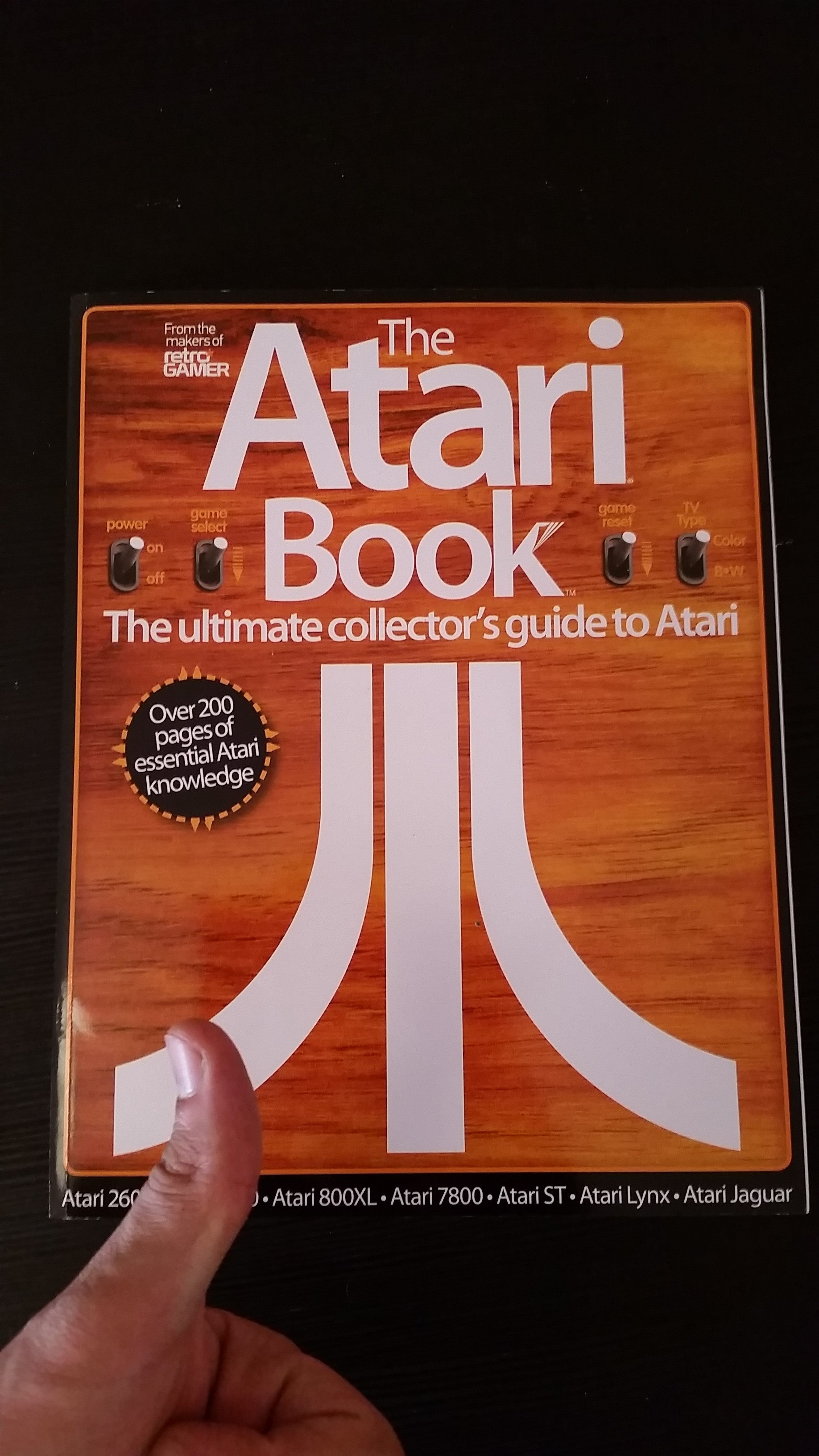 [Games to Read] The Atari Book