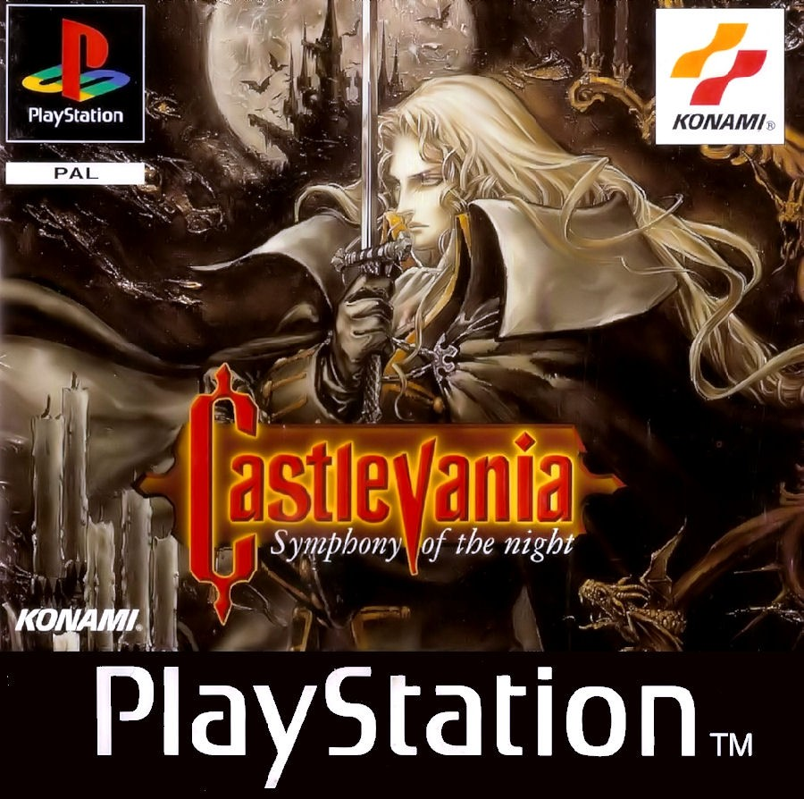 [Happy Birthday!] Castlevania: Symphony of the Night