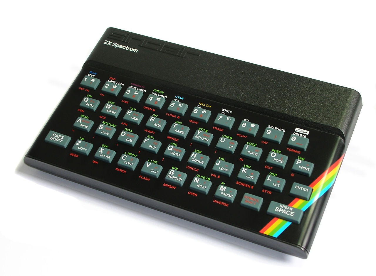 [RetroComputers] ZX Spectrum turns 35!