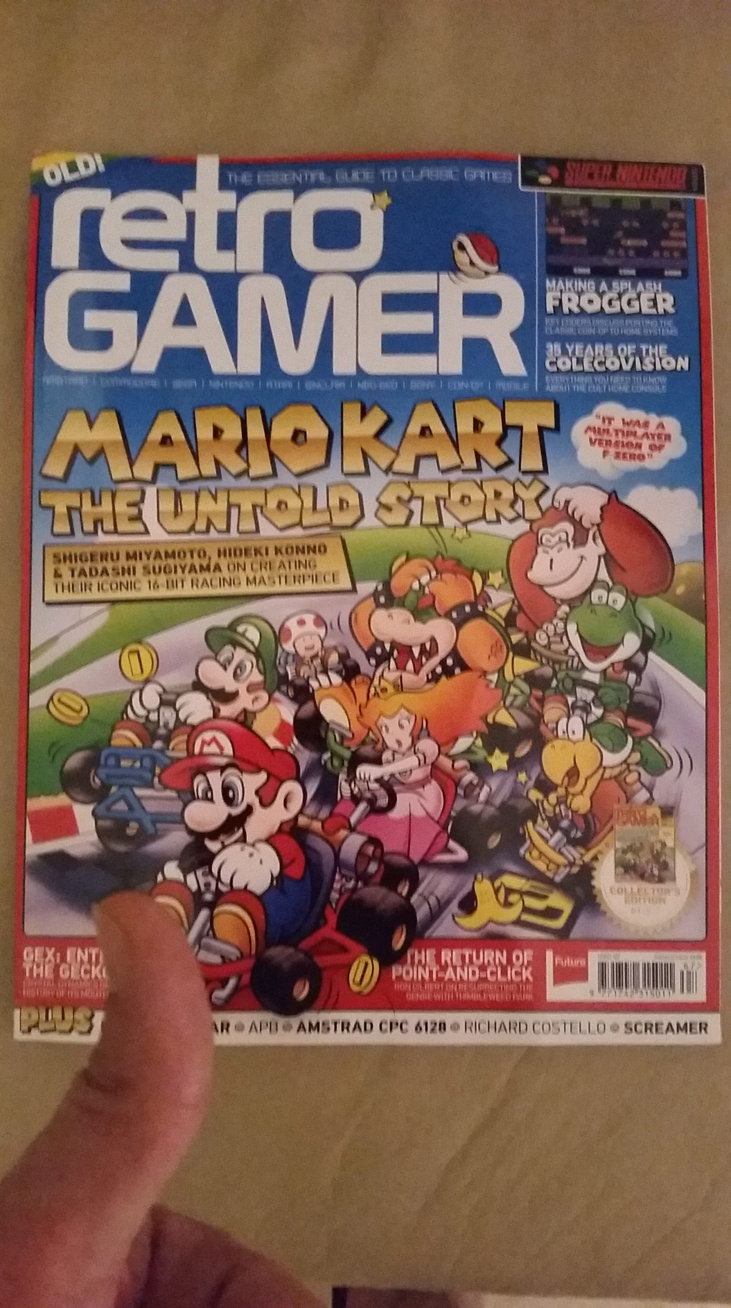Freshly delivered! – Retro Gamer Issue #167