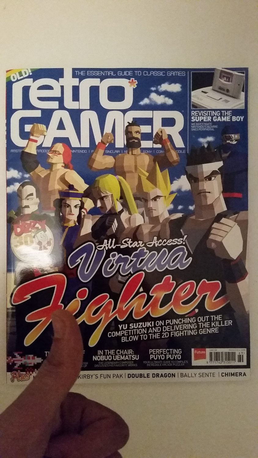 Freshly delivered! Retro Gamer Issue #169