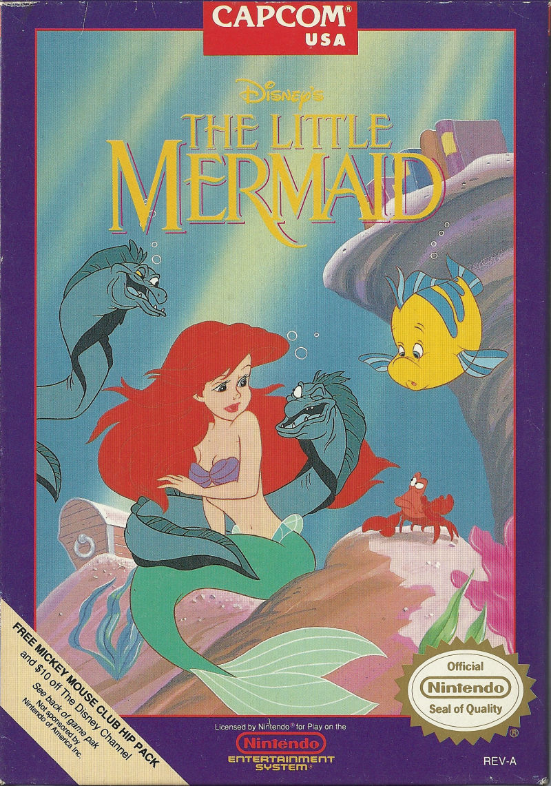 [Review] The Little Mermaid