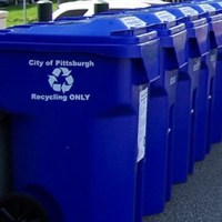 Guide to Recycling in the City of Pittsburgh
