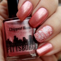 Chipped Ham Pink is Now a Nail Polish Color