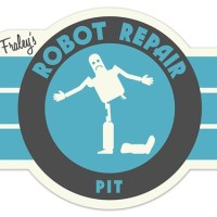 Pitt-Starter: Robot Repair Shop at the Pittsburgh International Airport