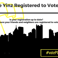 Are Yinz Registered to Vote?