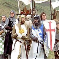 Coconut Night: Monty Python & the Holy Grail