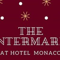 The Wintermarket at Hotel Monaco