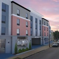 4520 Penn Ave New Hotel Design Review Meeting