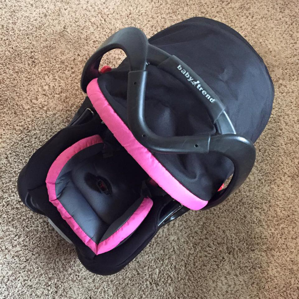 Babytrend Secure Snap Gear 32 Car Seat Review I Heart