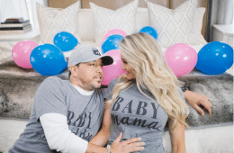 jason aldean pregnancy announcement