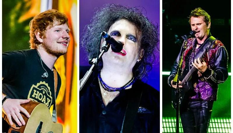 Teenage Cancer Trust transmitirá gratis conciertos de Ed Sheeran, Muse, The Cure y más | iHeartRadio