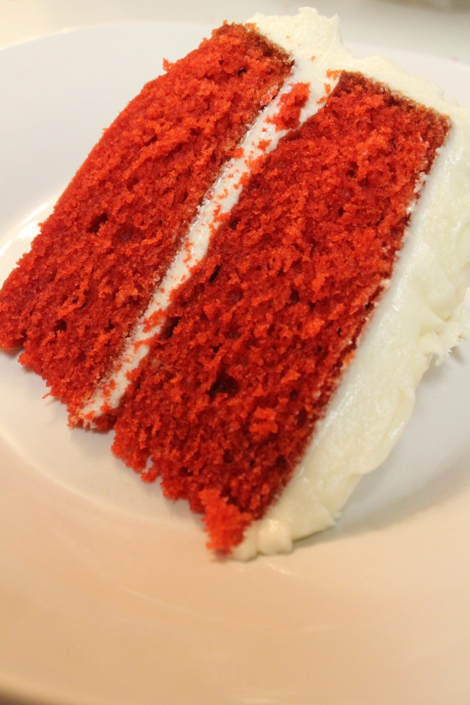 The BEST And EASIEST Red Velvet Cake Recipe I Heart Recipes