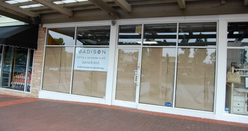 Madison clothing accessories gifts coming to Cameron Village