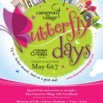 Reader Recommended: Cameron Village's Butterfly Days