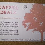 {Spotted} Dapper Deals