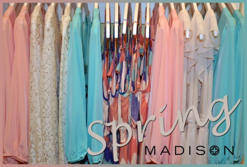 Madison boutique's spring shopping event