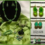 St. Patrick's Day green goods from Beleza and Madison