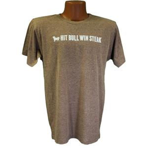Durham Bulls Hit Bull, Win Steak shirt by School House