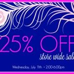 {Sale Alert} Flash Sale at Charlotte's Today