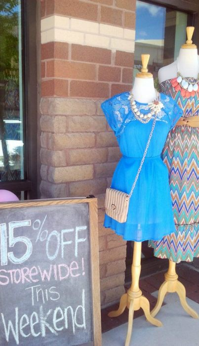 Bevello Sidewalk Sale at Cameron Village