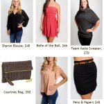 {Window Shopping} Loving all these fall looks at Clothes Hound