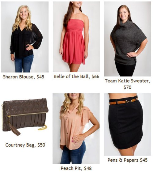 Fall finds at Clothes Hound
